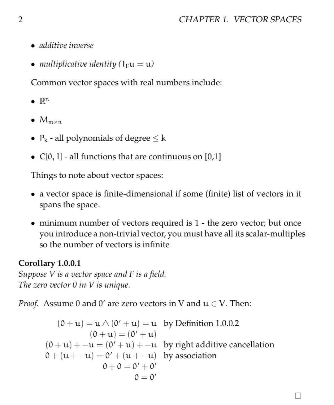 latex notes
